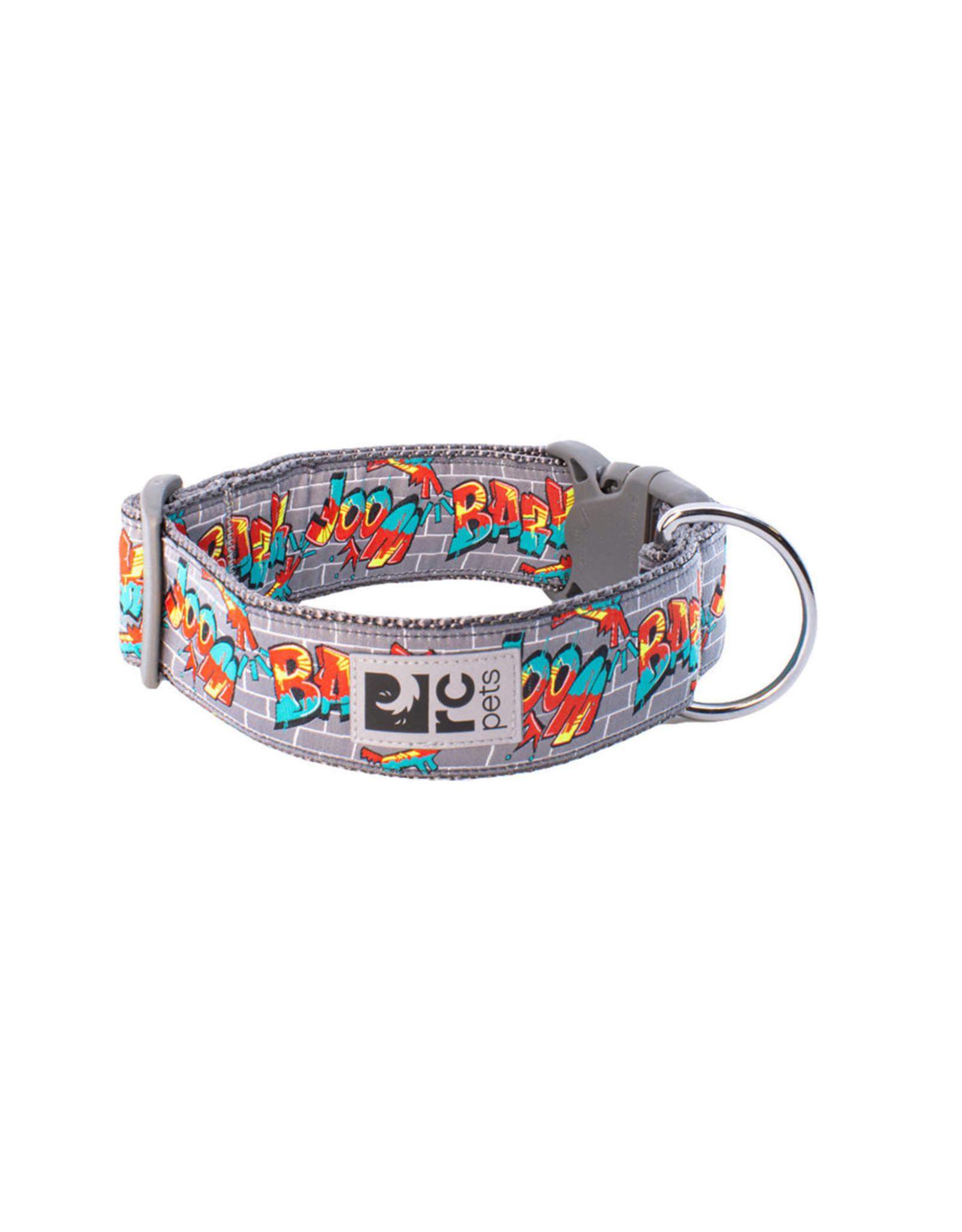 RC Pets Clip Collar - Graffiti