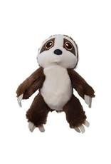 """SNUGAROOZ Baby Sasha Sloth Plush Dog Toy 5"""""""