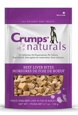 Crumps Crumps' naturals Freeze Dried Beef Liver Bites 135g