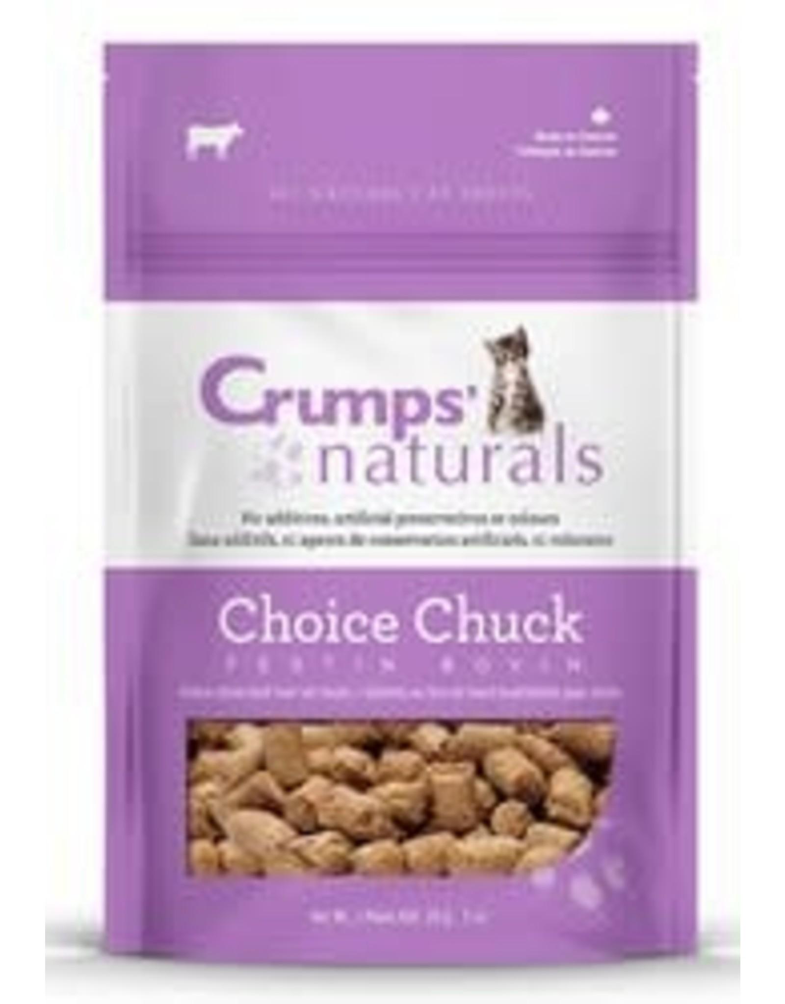 Crumps Crumps' Choice Chuck Beef Cat Treats 28g