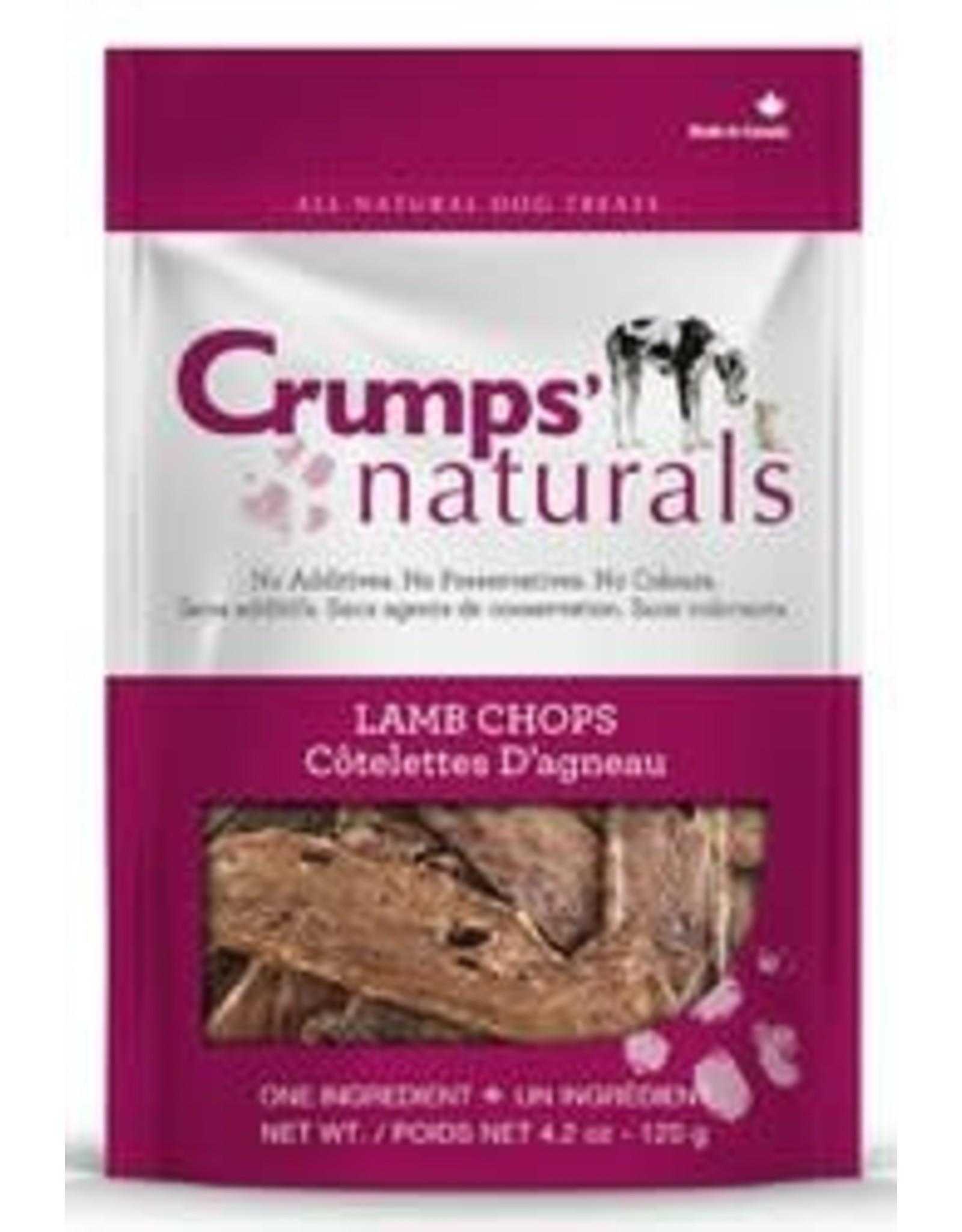 Crumps Crumps' naturals Lamb Chops 120g