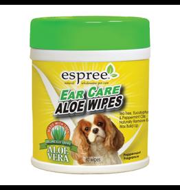 Espree Espree Ear Care Wipes Aloe