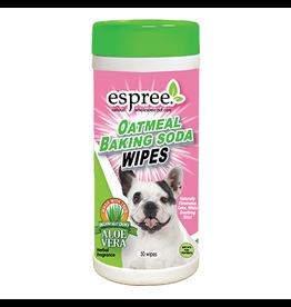 Espree Espree Oatmeal Baking Soda Wipes for Dogs