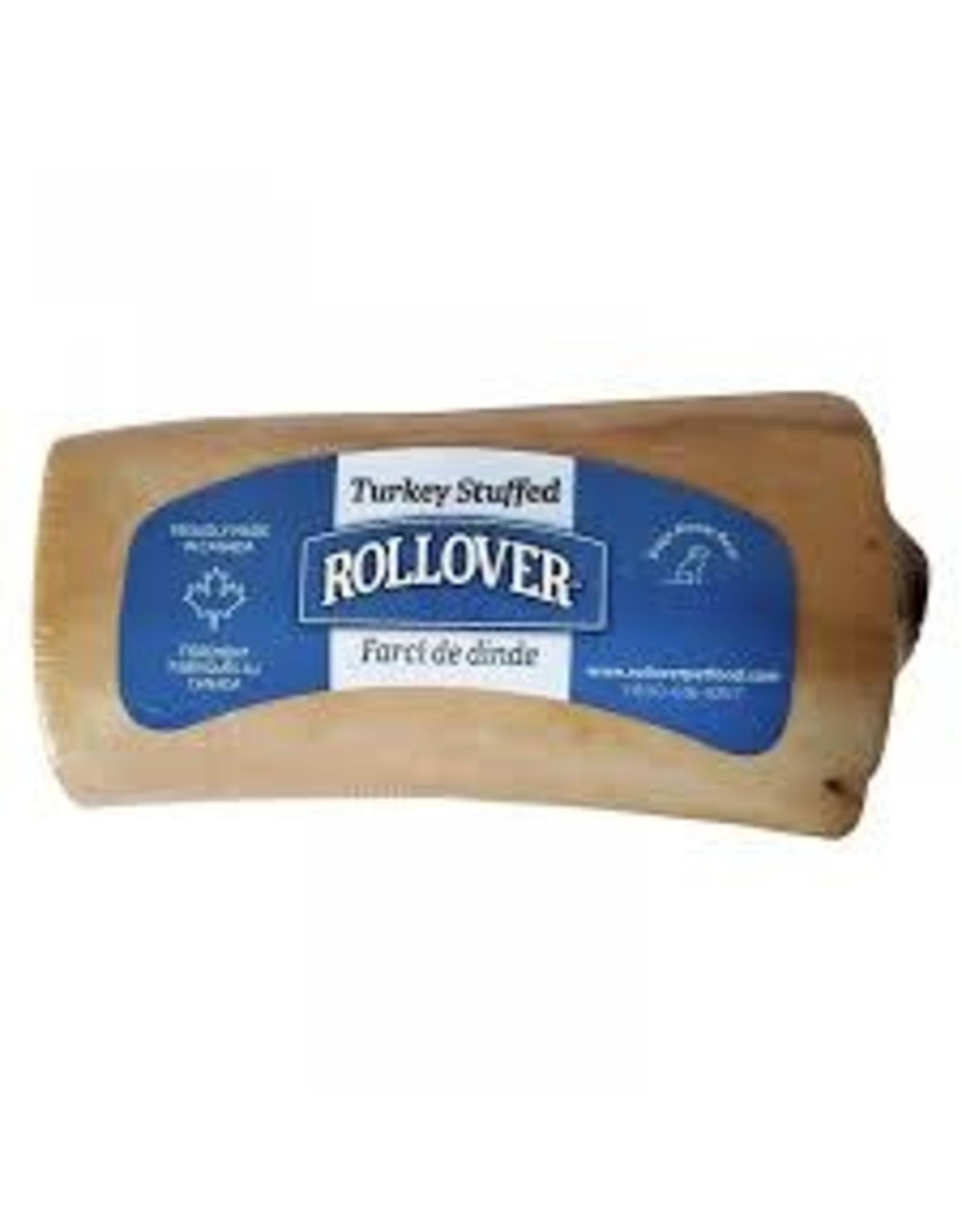 Rollover Small Stuffed Bone - Turkey