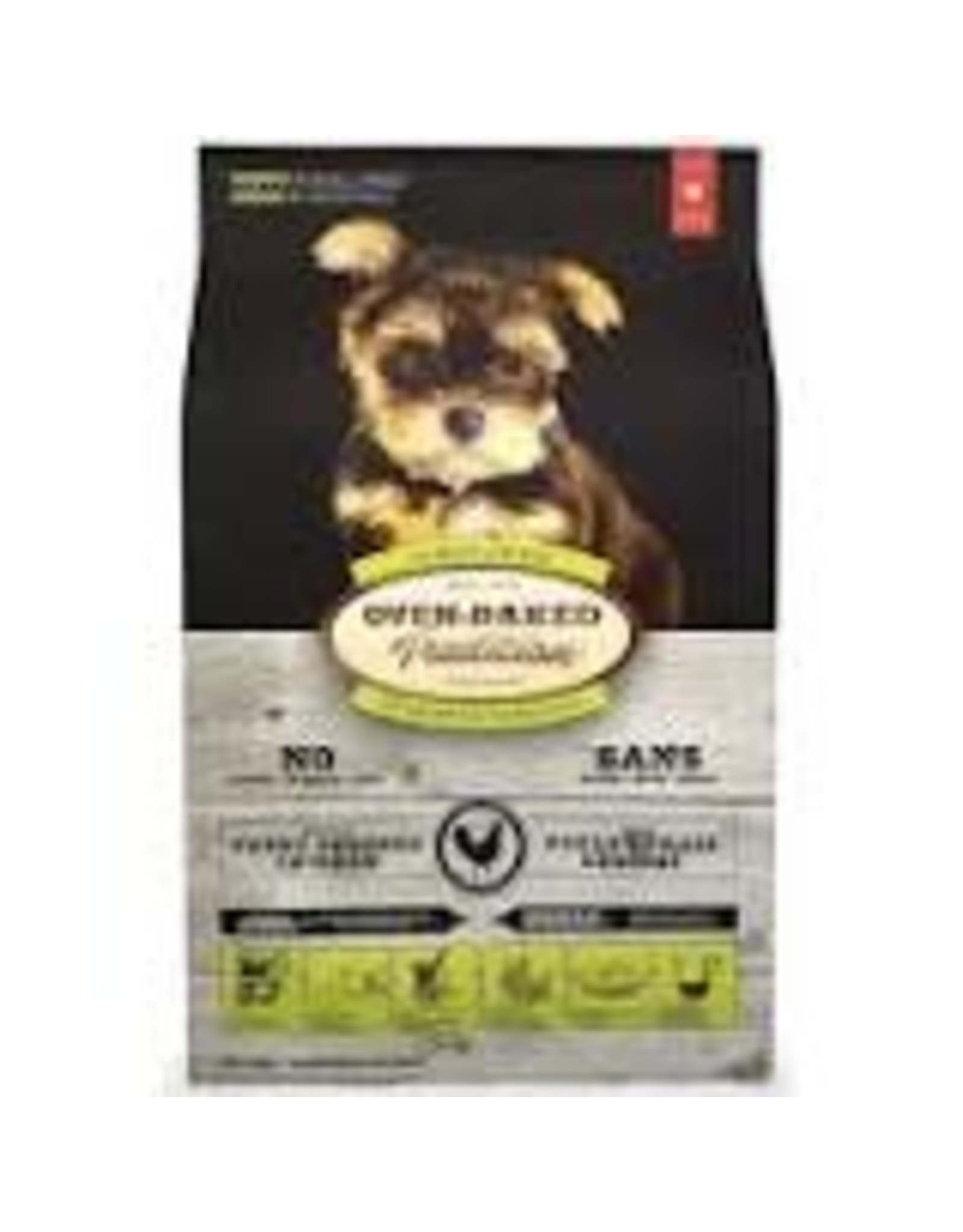 Oven Baked Tradition Oven Baked Tradition - Puppy Small Breed