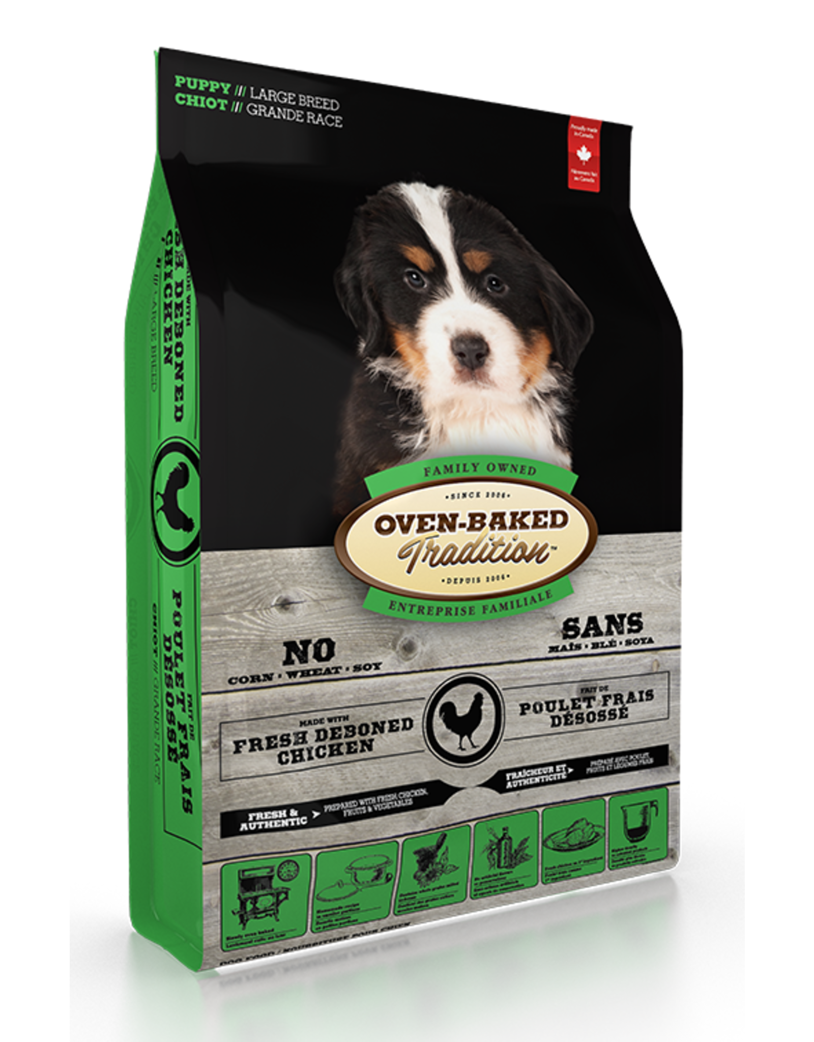 Oven Baked Tradition Oven Baked Tradition - Puppy Large Breed