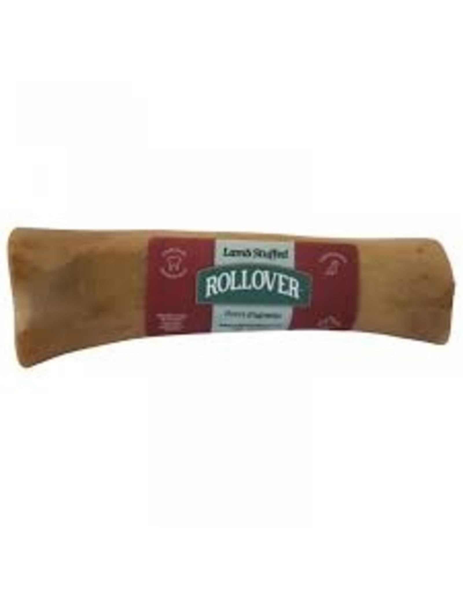 Rollover Large Stuffed Bone - Lamb
