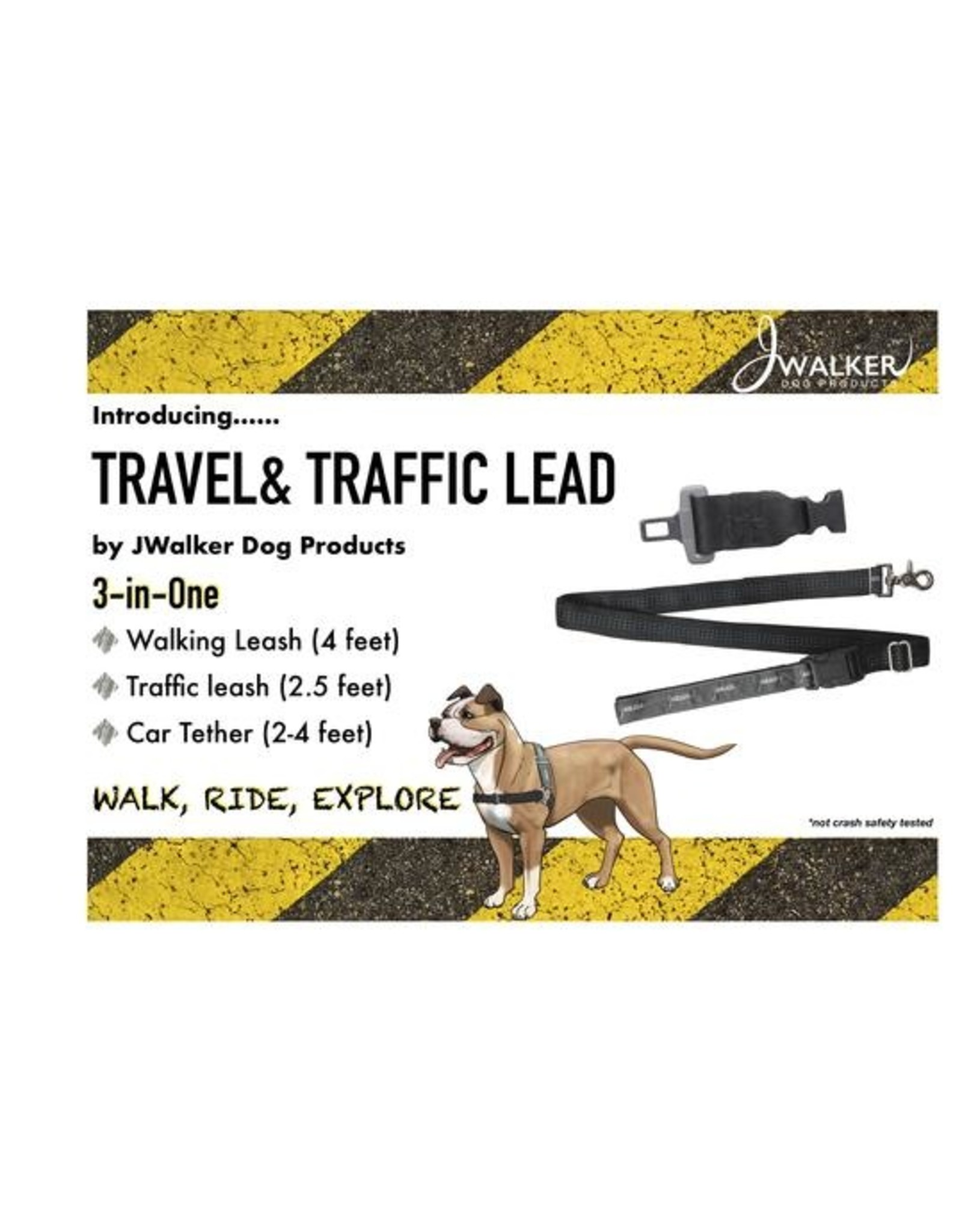 JWalker Travel & Traffic Lead