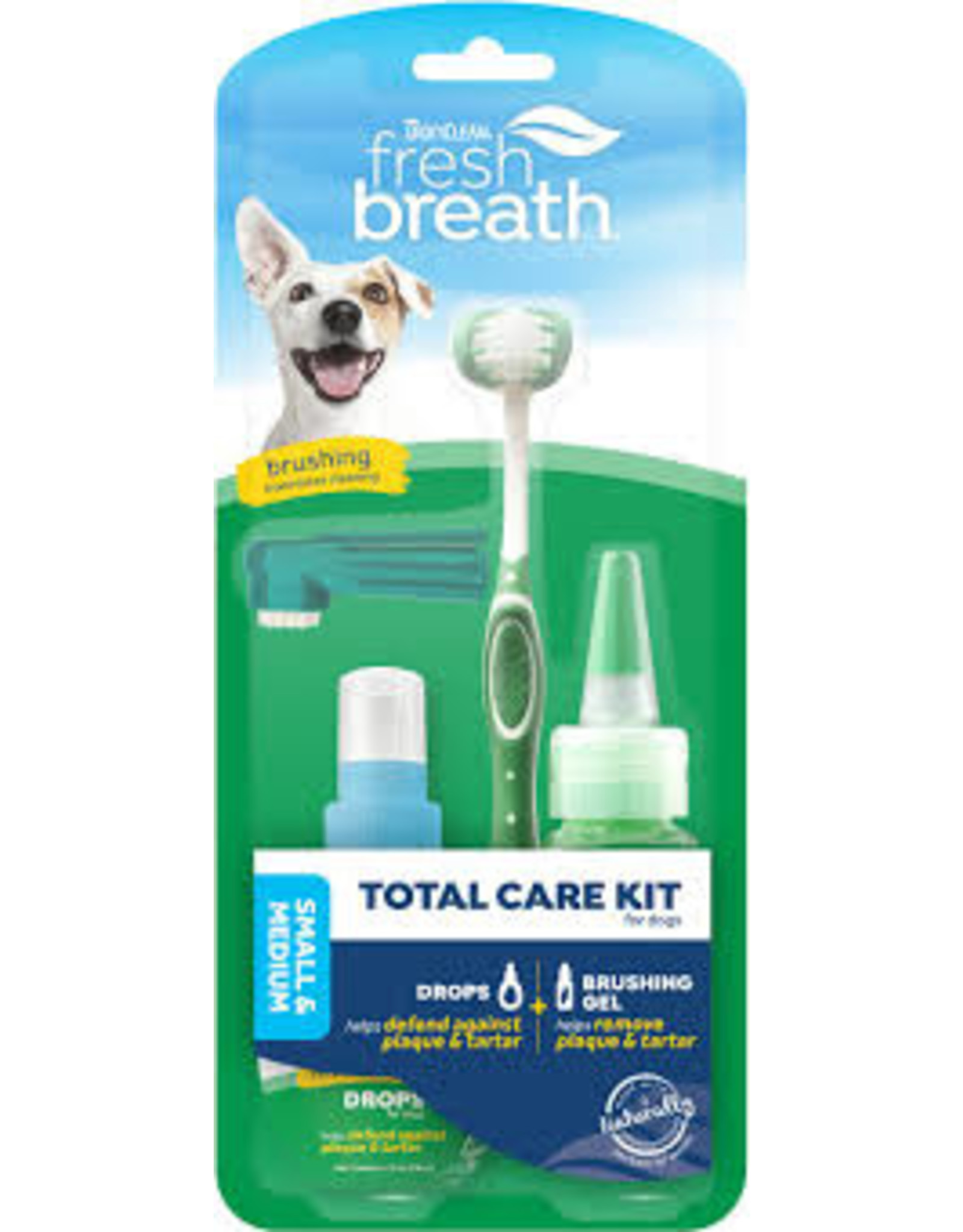 Tropiclean TropiClean Fresh Breath Total Care Kit for Small Dogs