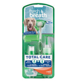Tropiclean TropiClean Fresh Breath Total Care Kit for Large Dogs