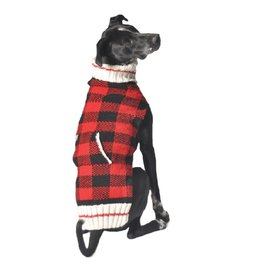 Chilly Dog Clothing Chilly Dog Sweaters - Buffalo Plaid