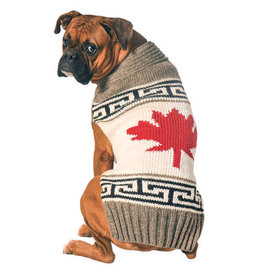 Chilly Dog Clothing Chilly Dog Sweater - Maple Leaf
