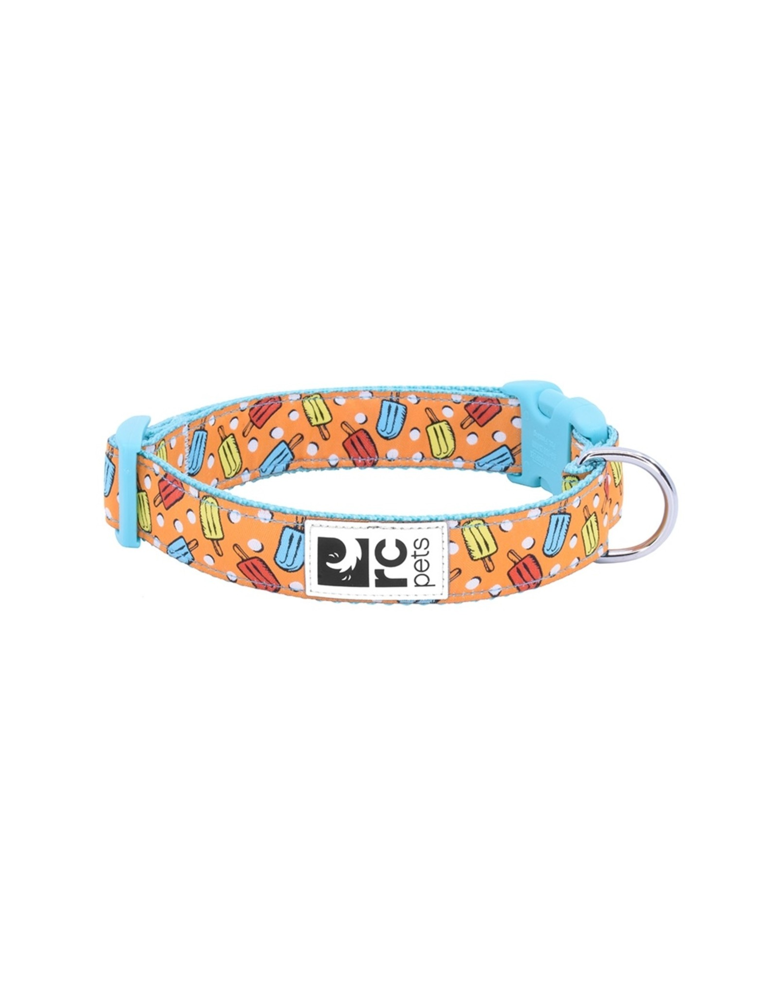 RC Pets Clip Collar -Popsicles