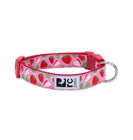 RC Pets Clip Collar - Strawberries