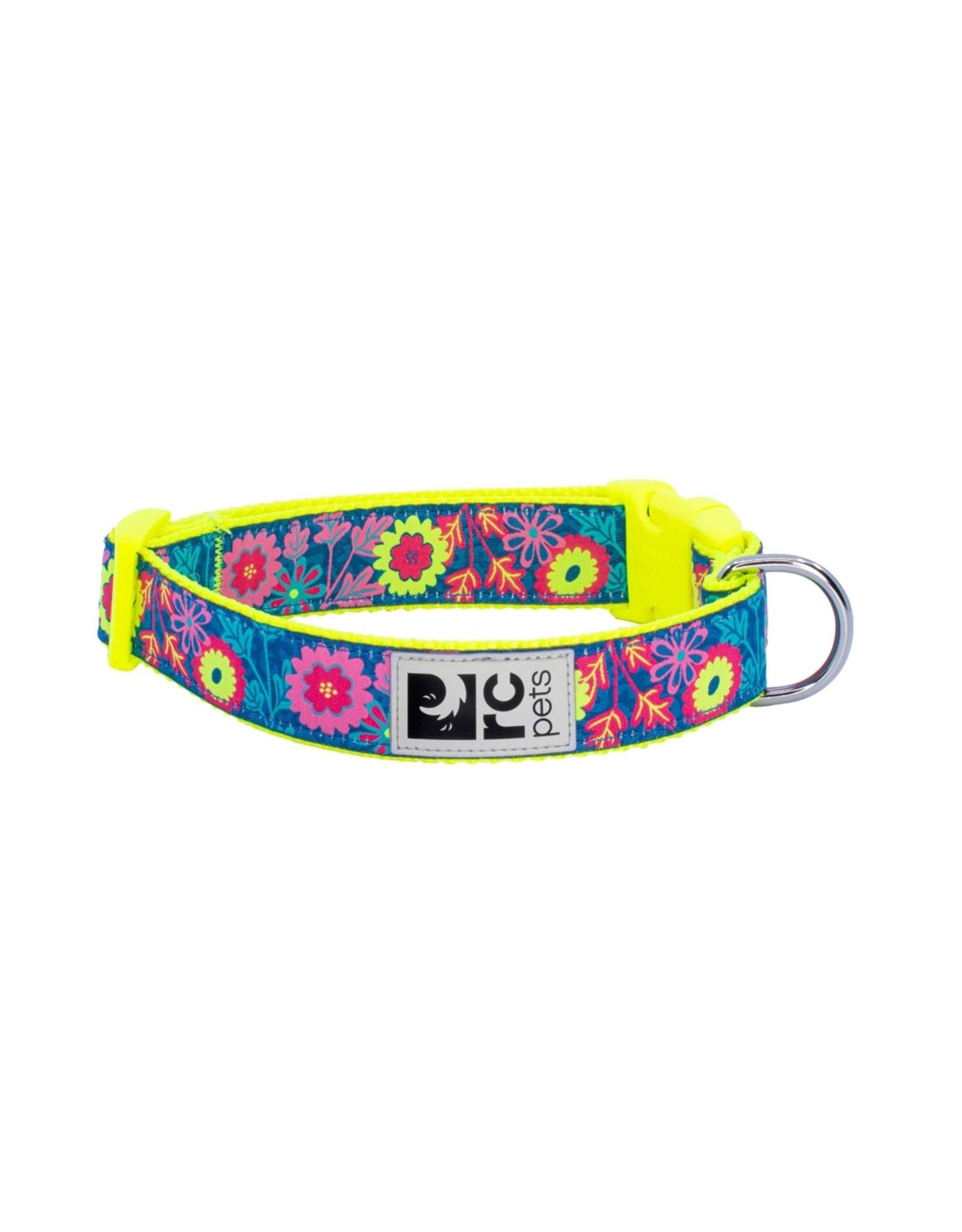 RC Pets Clip Collar - Flower Power