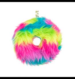 GoDog Furballz Ring Rainbow Toy