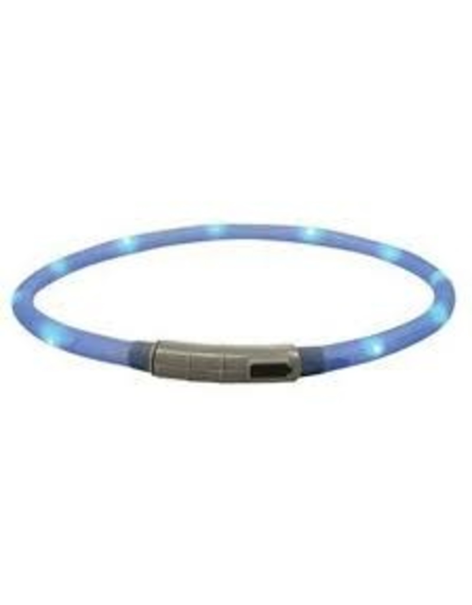 Bow & Arrow Rechargeable Light Up Collar