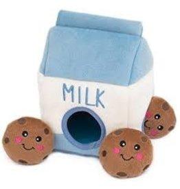 Zippy Paws Milk & Cookies Burrow