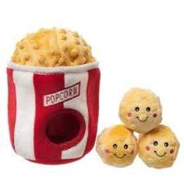 Zippy Paws Popcorn Bucket Burrow