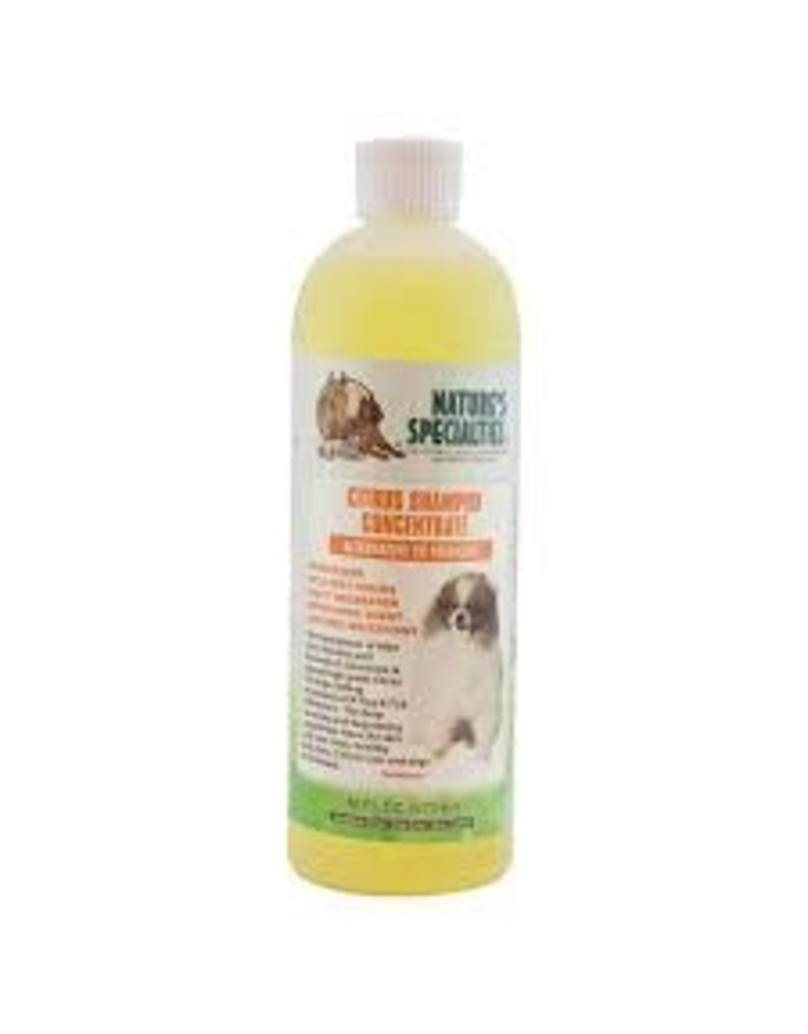 Nature's Specialty Citrus Shampoo - 16oz