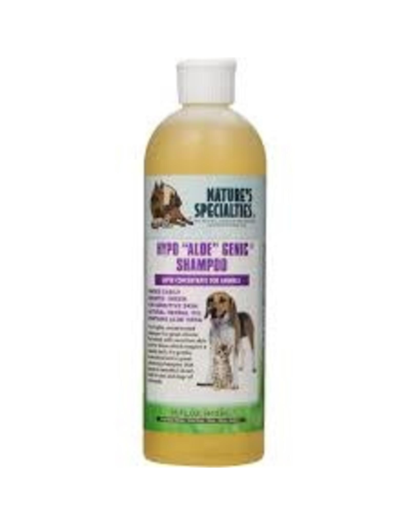 """Nature's Specialty Hypo """"Aloe"""" Genic Shampoo - 16oz"""