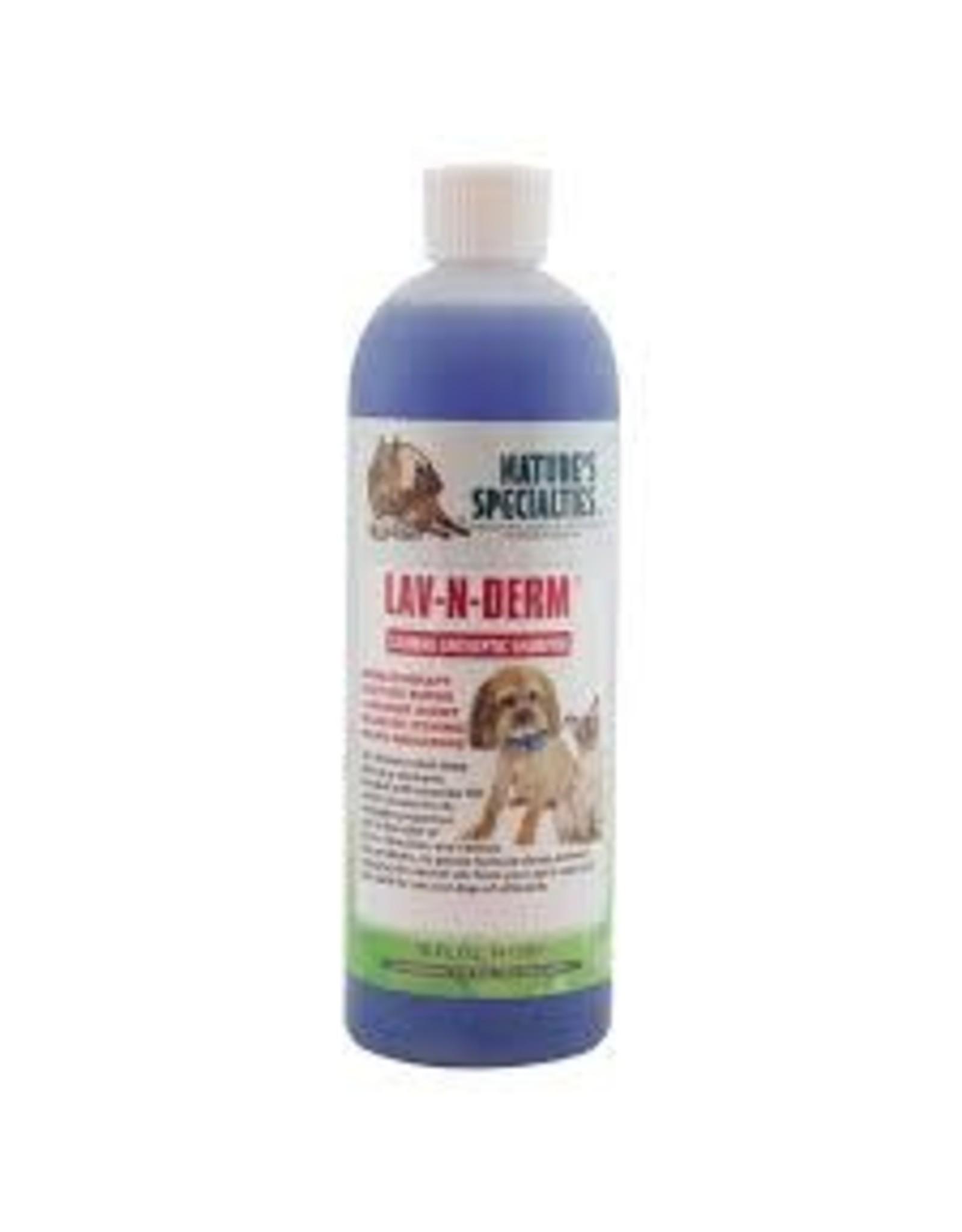 Nature's Specialty Lav N' Derm Shampoo - 16oz