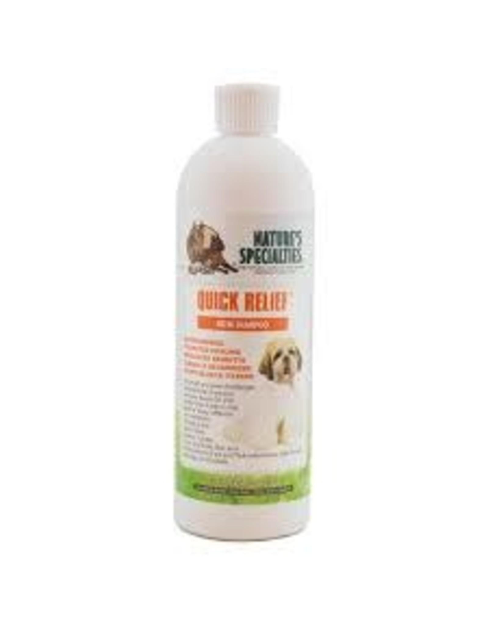Nature's Specialty Neem Shampoo - 16 oz