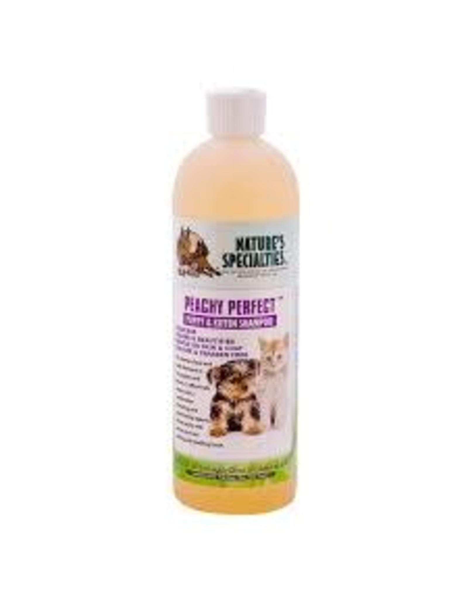 Nature's Specialty Peachy Perfect Shampoo - 16oz