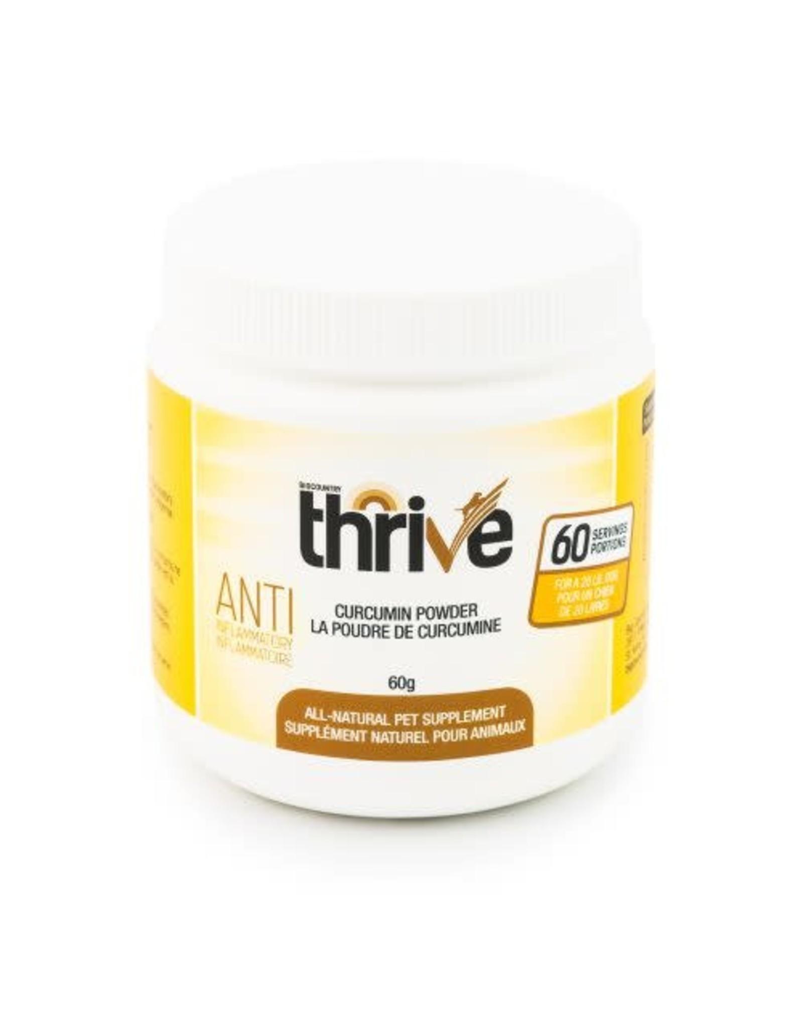 Thrive Curcumin Powder - 60g