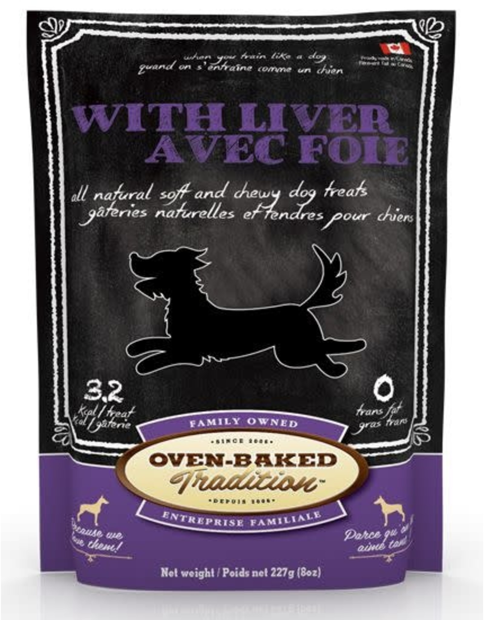 Oven Baked Tradition Oven Baked Tradition Soft & Chewy Liver Treats 8oz