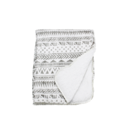 Be One Breed Aztec Soft Blanket