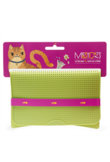 """Messy Cats Silicone litter Mat - 18"""" x 14"""""""