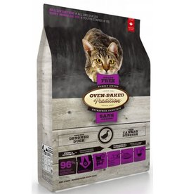 Oven Baked Tradition Oven Baked Tradition Grain-Free Cat Food - Duck