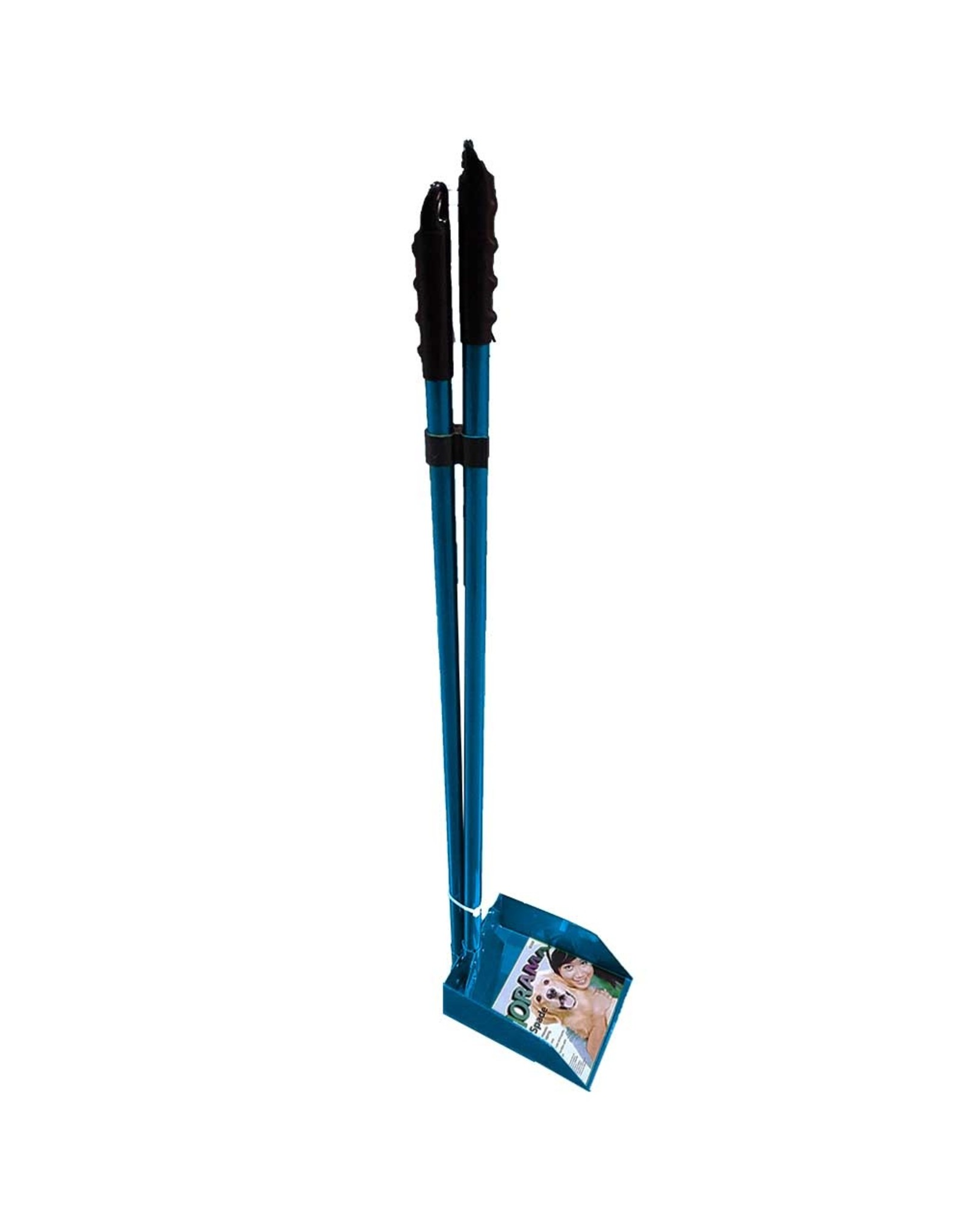 Flexrake Pooper Scooper - Panorama Scoop & Spade