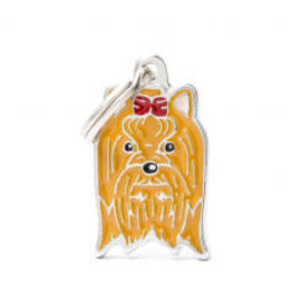 MyFamily Tag - Yorkshire Terrier