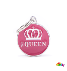 MyFamily Tag - The Queen