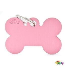 MyFamily Tag - Pink Bone