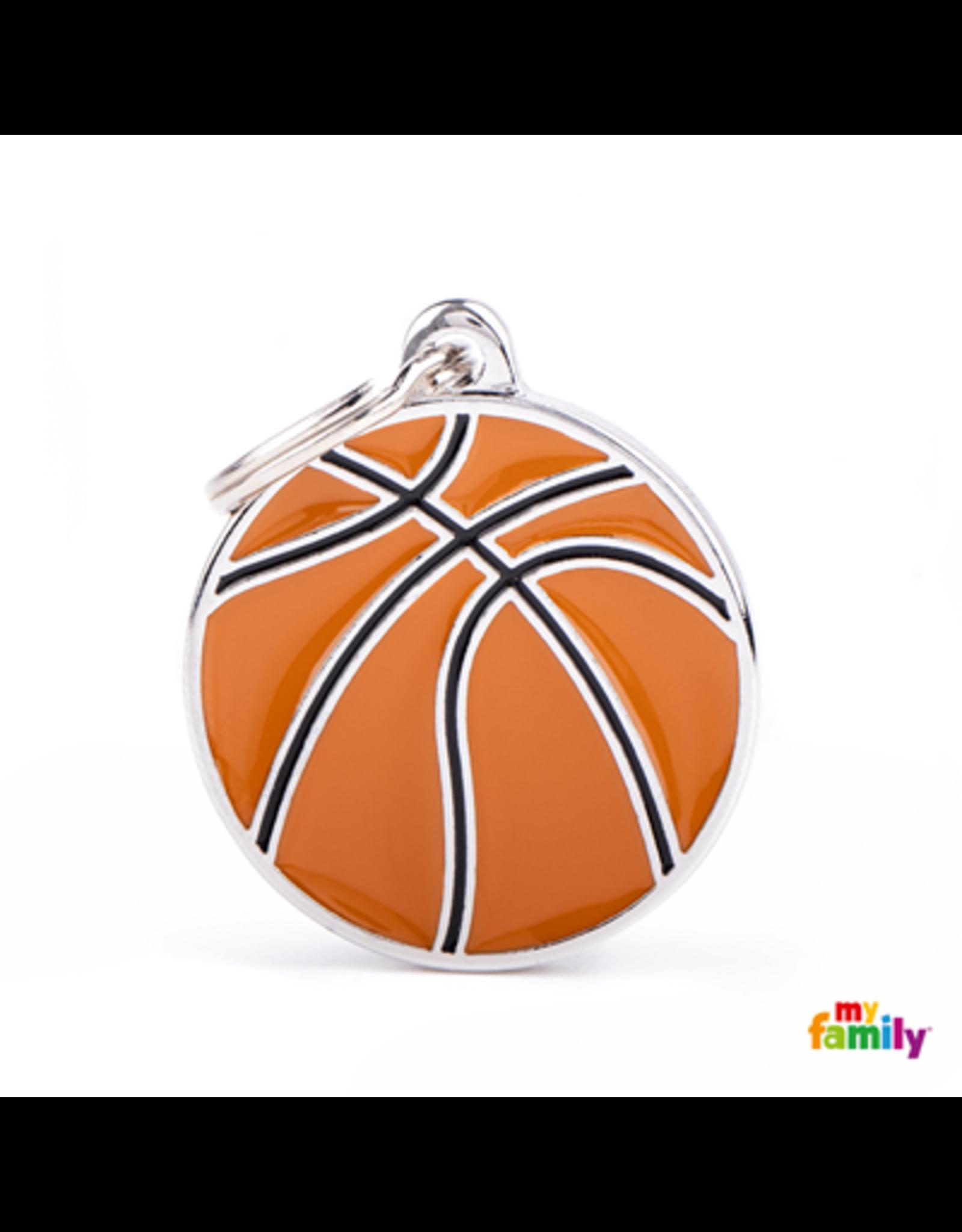 MyFamily Tag - Basketball