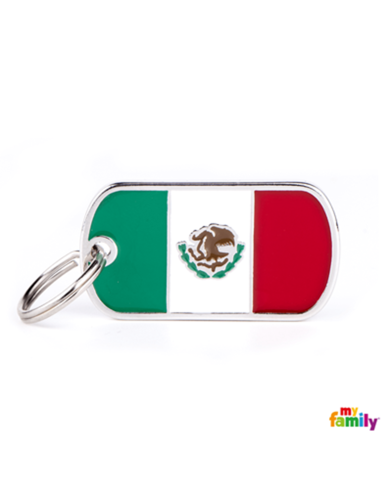 MyFamily Tag - Flag of Mexico