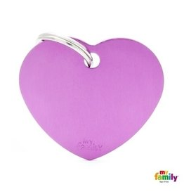 MyFamily Tag - Purple Heart