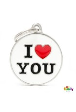 MyFamily Tag - I Love You
