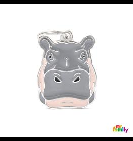 MyFamily Tag - Hippopotamus