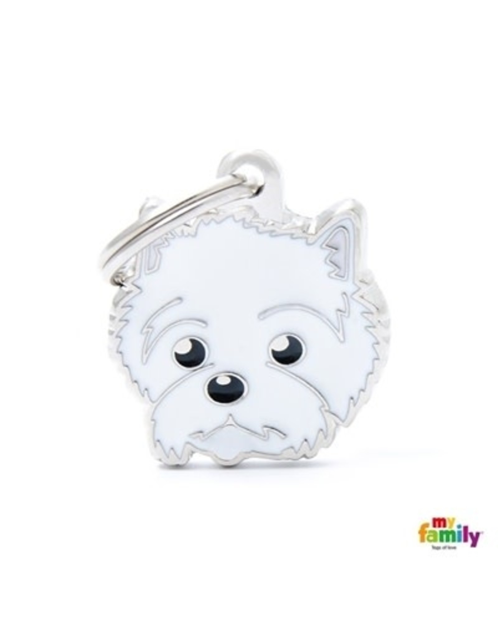 MyFamily Tag - West Highland Terrier
