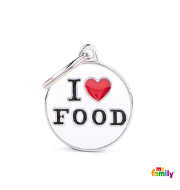 MyFamily Tag - I Love Food