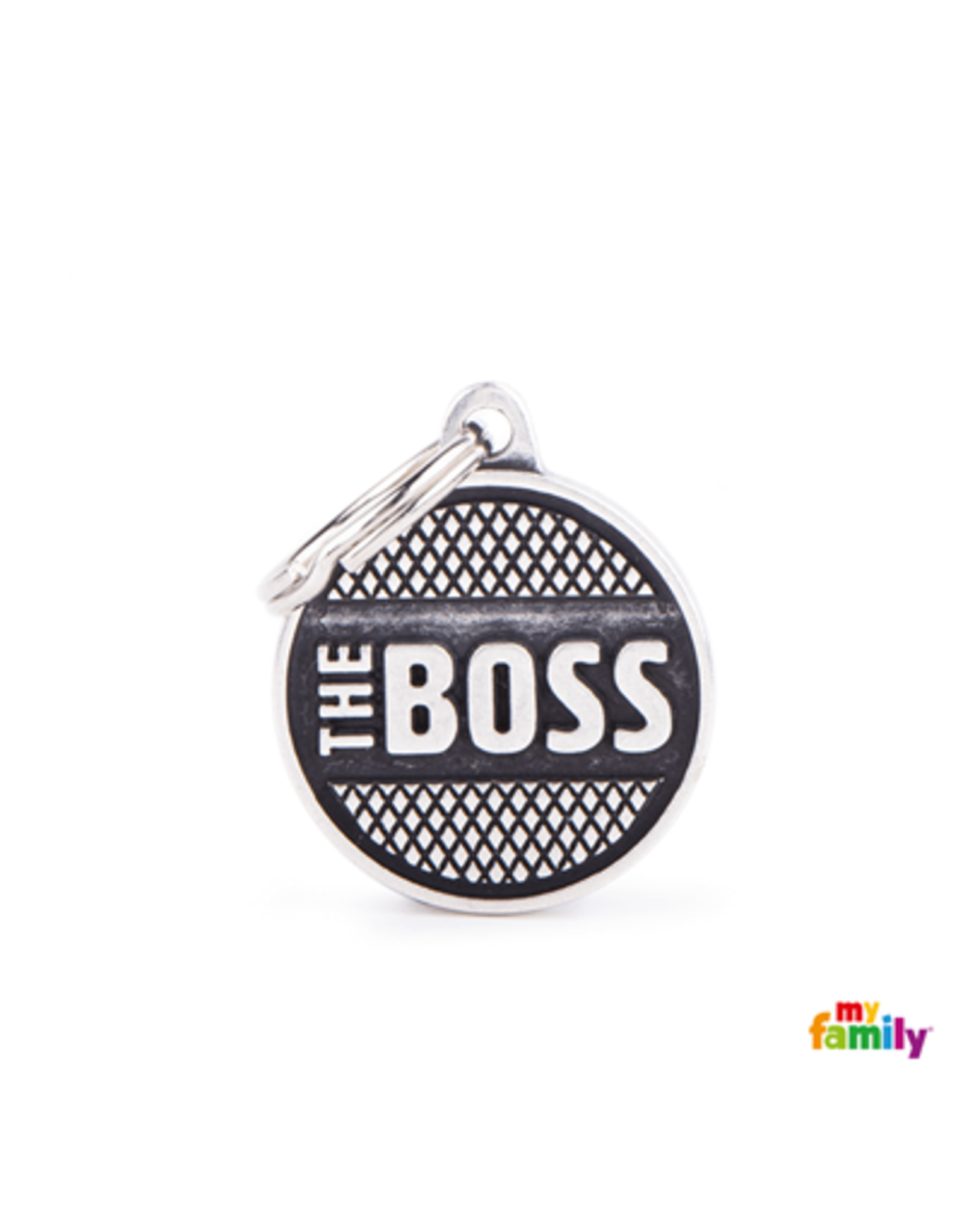 MyFamily Tag - The Boss