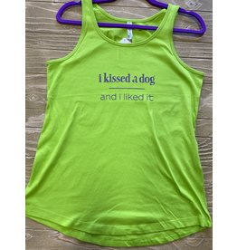 CocoMutts I Kissed a Dog and I Liked It - Women's Tank Top