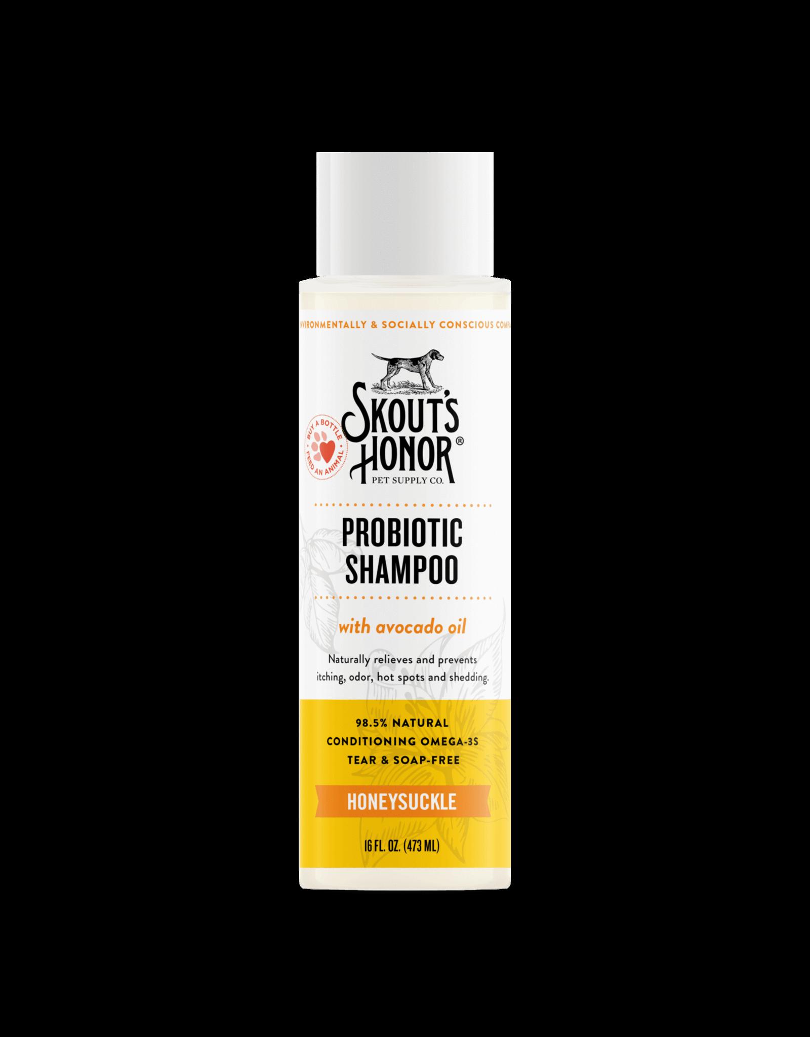 Skout's Honor Probiotic Shampoo