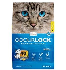 Intersand Odorlock Ultra Premium Unscented Clumping Litter