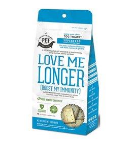 Granville Island Pet Treatery Granville Superfood Treats Love Me Longer Boost My Immunity Dog 1X240G
