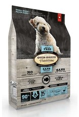 Oven Baked Tradition Oven Baked Tradition Small Breed All Life Stages Grain Free Fish Dog